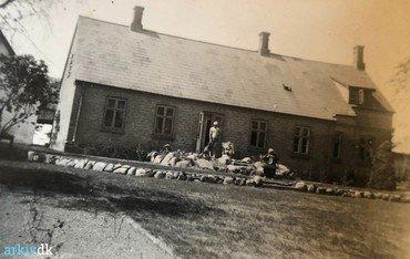 1930erne – Karens terrasse.