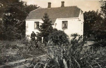 """""""Høstens Gave"""", hvor Sofus og Agnes boede de første år."""