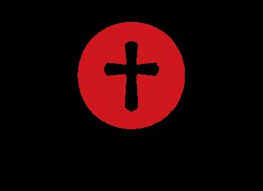 Rødt Folkekirke logo
