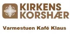 Kirkens korshær - Kafe Klaus¨s logo