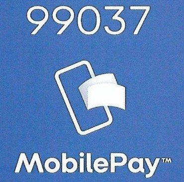 MobilePay nummer 99037