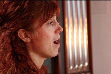 Kirkesanger Stine Løike