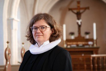 Sognepræst Sofie Frost Bondorf