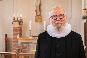 Sognepræst Thomas Feddersen
