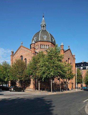 Sankt Markus Kirke.