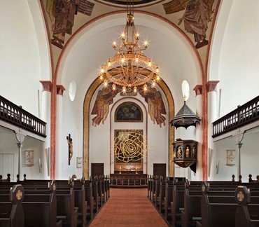 Kirkens altergang