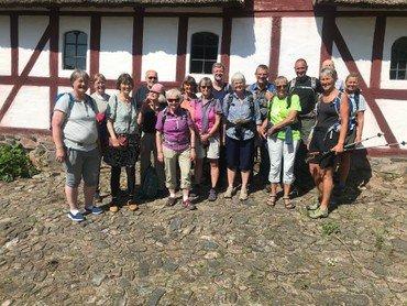 Pilgrimsgruppen
