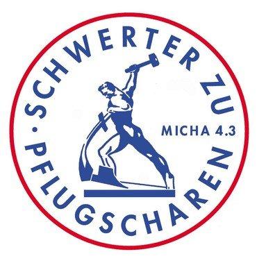 Logo der Ökumenischen FriedensDekade (Copyright Ökumenische Friedensdekade)