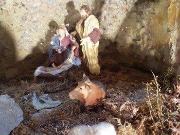 Billede fra Julelegenden