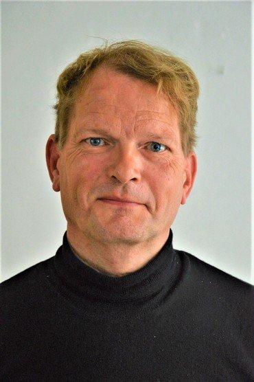 Billede af kordegn Anders