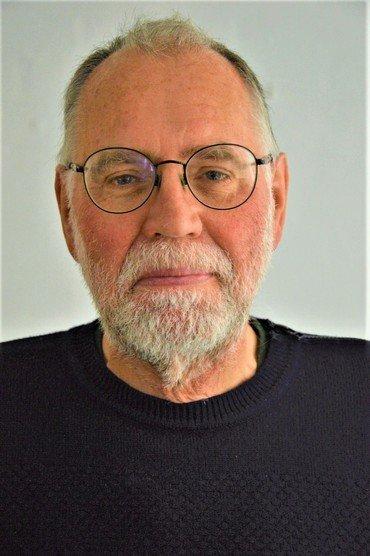 Billede af formand Henning