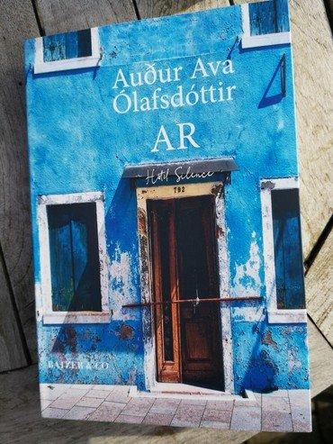 Audur Ava Ólafsdóttir: Ar.