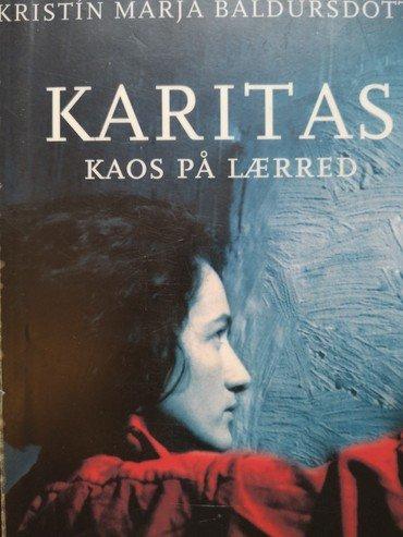 Kirstín Marja Baldursdóttir: Karitas - kaos på lærred