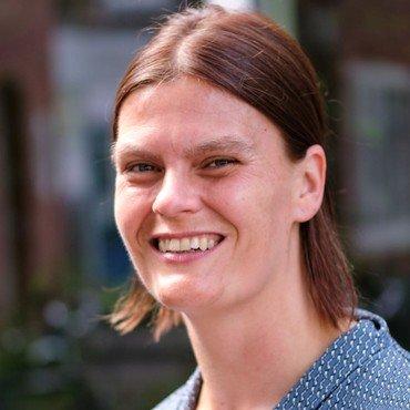 Alexandra Wietfeldt, Leitung Begegnungsstätte