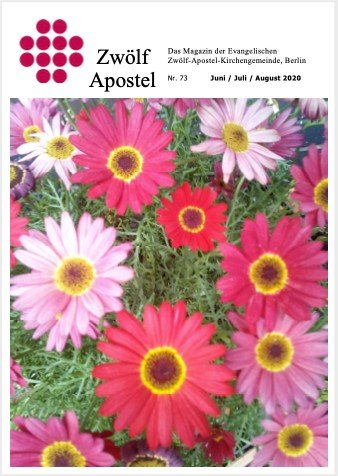 Gemeindemagazin 73