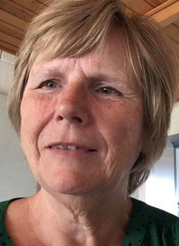 Eva Haue, menighedsrådsformand