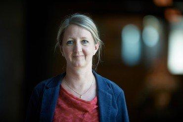 Lene Crone Nielsen - studenterpræst på SDU