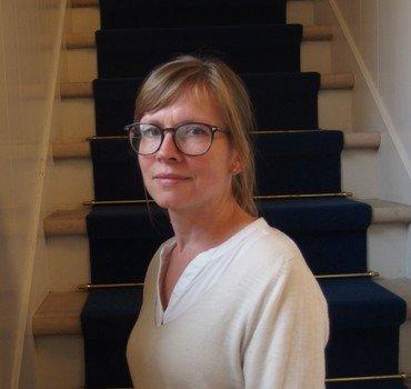 Marianne Holmsø Larsen, kirketjener