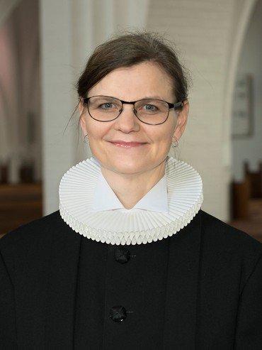 Inger Solveig Nissen Sognepræst