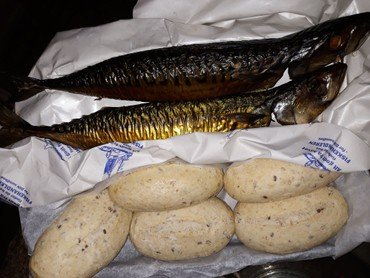 2 fisk og fem brød
