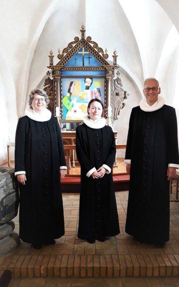 Indsættelse af præst