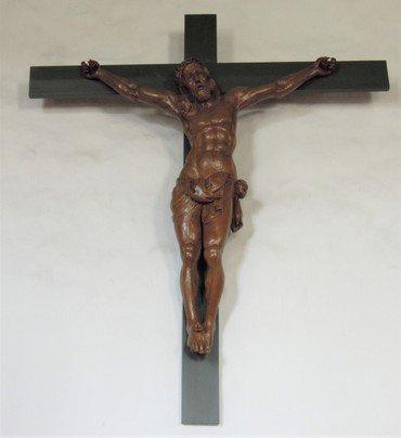 Krucifiks i Resen Kirke
