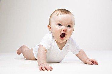 Babysalmesang er et tilbud til 0-1 årige og deres forældre.