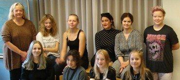Tune Kirkes Ungdomskor har plads til flere sangere.