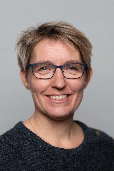 Formand for menighedsrådet Tine Hvidberg Pedersen
