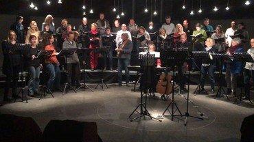 Atze-Chor und Vocalensemble