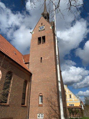Fotolink: Læs mere om mursejlerne i Vanløse Kirketårn