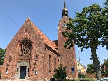 Link til orientering fra menighedsrådet om præstesituationen i Vanløse Kirke