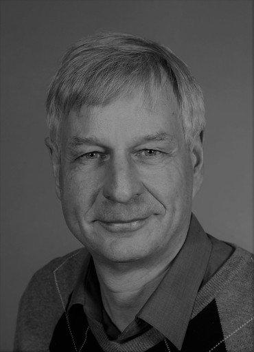 Medarbejder ved Vanløse Kirke: Kordegn og regnskabsfører Poul Krøigaard