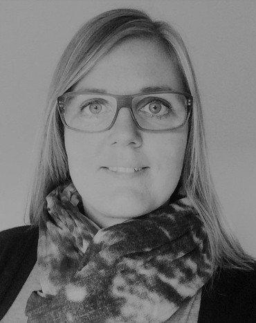 Medarbejder ved Vanløse Kirke: Kordegn og kommunikationsmedarbejder Sonja Rose Halberg